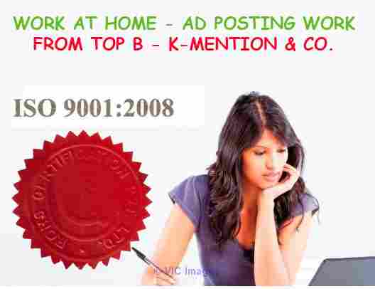 Simple Homebased ads posting work call 9898665104 - Surat tbilisi